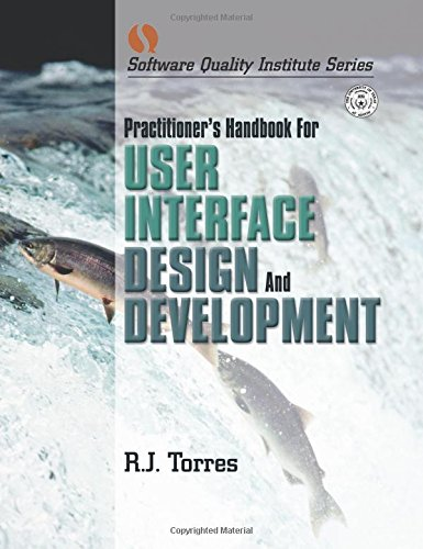 9780130912961: Practitioner's Handbook for User Interface Design and Development