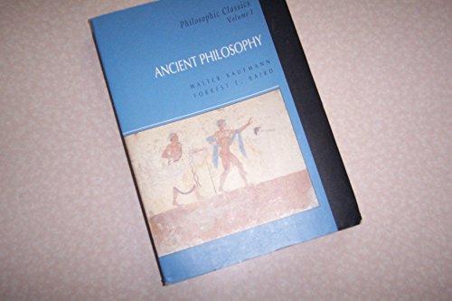 9780130913166: Philosophic Classics