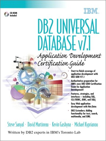 9780130913678: DB2 Universal Database v7.1: Application Development Certification Guide