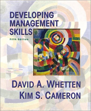 9780130914088: Developing Management Skills (5th Edition)