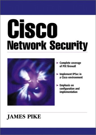 9780130915184: Cisco Network Security
