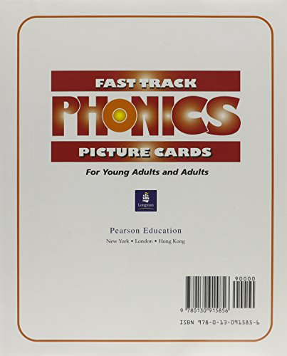 9780130915856: FAST TRACK PICTURE CARDS