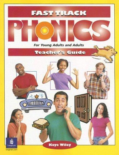 9780130915863: Fast Track Phonics Teachers Edition