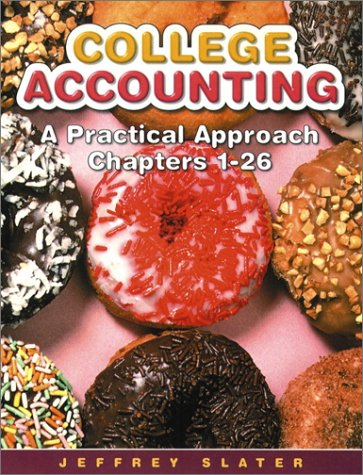 9780130916037: College Accounting: A Practical Approach 1-8 with Study Guide and Working Papers (8th Edition)