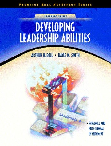 9780130917584: Developing Leadership Abilities (NetEffect Series)