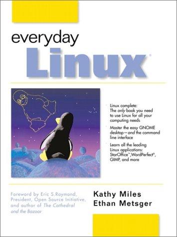 Everyday Linux: Kathy Miles, Ethan
