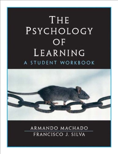 9780130917683: The Psychology of Learning : A Student Workbook