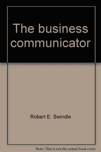 9780130918192: The business communicator