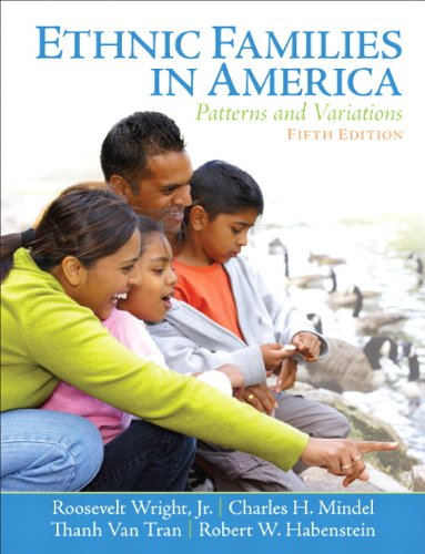 9780130918390: Ethnic Families in America: Patterns and Variations (5th Edition)