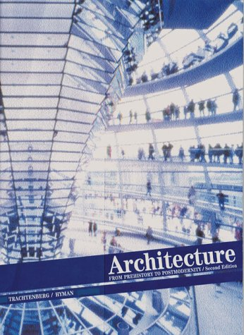 9780130918413: Architecture: From Prehistory to Post Modernism