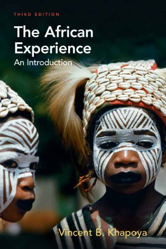 9780130918437: The African Experience: An Introduction (3rd Edition)