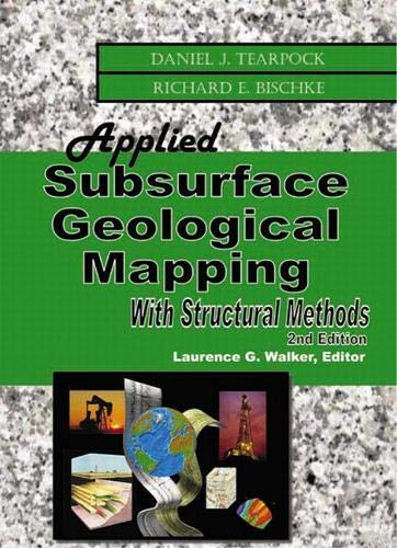 9780130919489: Applied Subsurface Geological Mapping with Structural Methods (2nd Edition)
