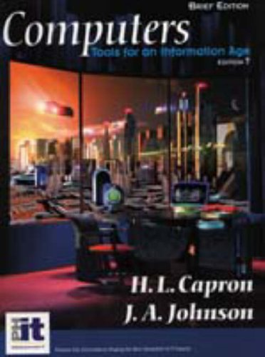 9780130919557: Computers: Tools for an Information Age