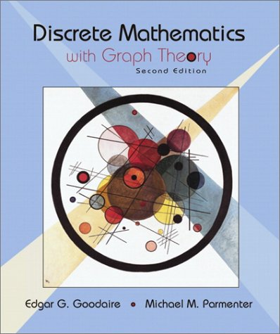 9780130920003: Discrete Mathematics with Graph Theory (2nd Edition)
