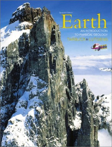 9780130920256: Earth: An Introduction to Physical Geology (With CD-ROM)
