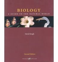 9780130921789: Biology: A Guide to the Natural World (2nd Edition)