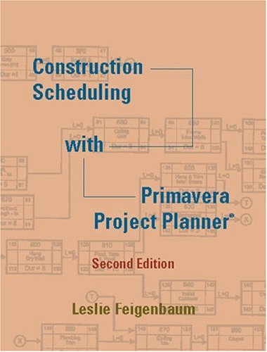 9780130922014: Construction Scheduling with Primavera Project Planner (2nd Edition)