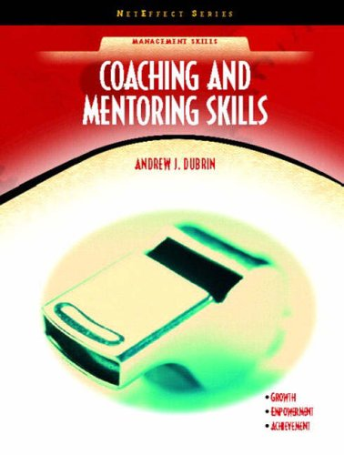 9780130922229: Coaching and Mentoring Skills (NetEffect Series)