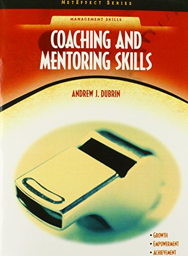 9780130922229: Coaching and Mentoring Skills (NetEffect Series)
