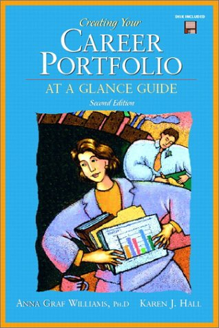 9780130923004: Creating Your Career Portfolio: At a Glance Guide (Trade Version) (2nd Edition)