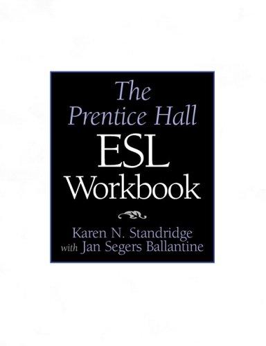 9780130923233: Prentice Hall ESL Workbook