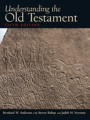 9780130923806: Understanding the Old Testament