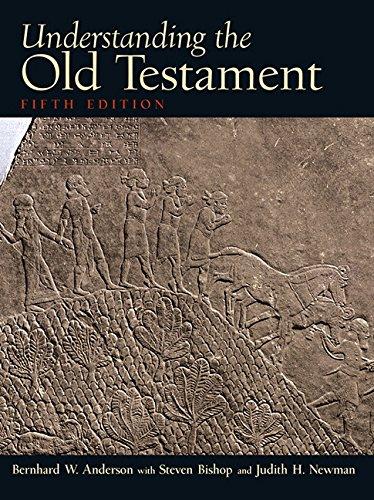 9780130923806: Understanding the Old Testament