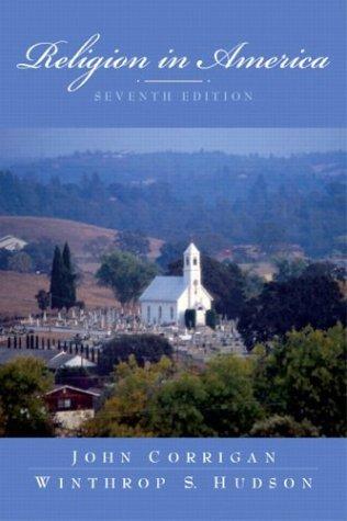 9780130923899: Religion in America (7th Edition)