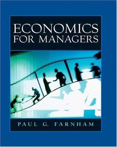 9780130924254: Economics for Managers