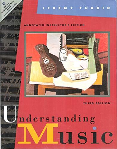 9780130924568: Understanding Music