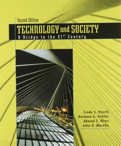 9780130924759: Technology and Society: A Bridge to the 21st Century (2nd Edition)