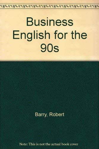 9780130925947: Business English for the '90s