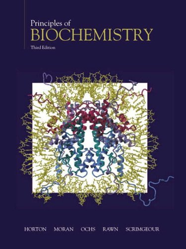 9780130926432: Principles of Biochemistry (International Edition)