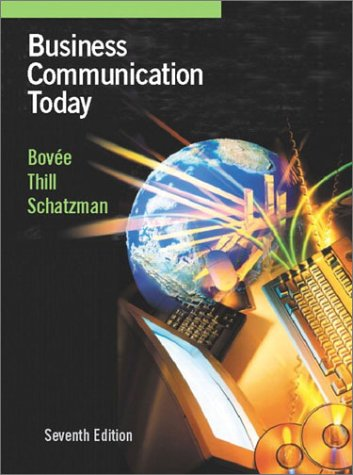 9780130928580: Business Communication Today