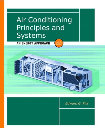 9780130928726: Air Conditioning Principles and Systems: An Energy Approach (4th Edition)