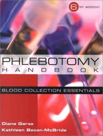 9780130928870: Phlebotomy Handbook: Blood Collection Essentials