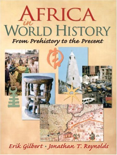 9780130929075: Africa in World History: From Prehistory to the Present