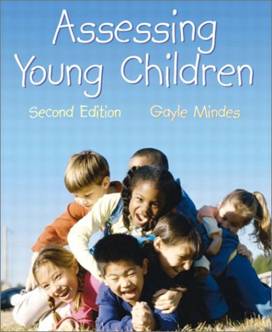 9780130929082: Assessing Young Children, Second Edition