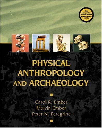 9780130929440: Physical Anthropology and Archaeology