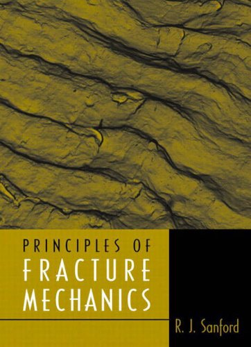 9780130929921: Principles of Fracture Mechanics