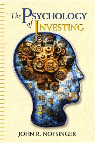9780130930248: The Psychology of Investing
