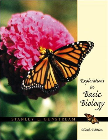 9780130930316: Explorations in Basic Biology (9th Edition)