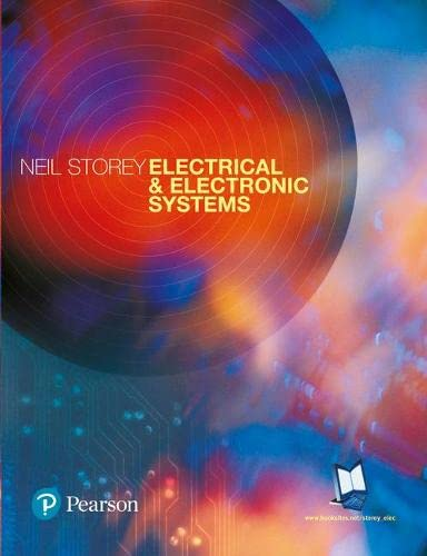 9780130930460: Electrical &Electronic Systems