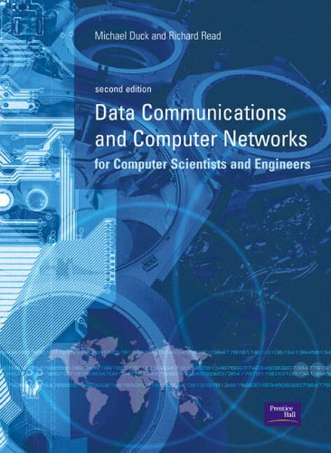 9780130930477: Data Communications and Computer Networks: For Computer Scientists and Engineers