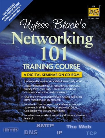 9780130931894: Uyless Black's Networking 101 Training Course (Complete Video Courses)
