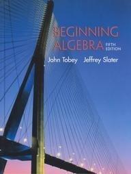 9780130932280: Beginning Algebra