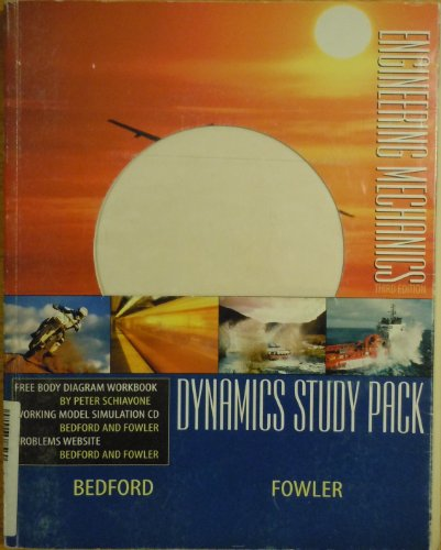 9780130932358: Engineering Mechanics: Study Pack: Statics and Dynamics