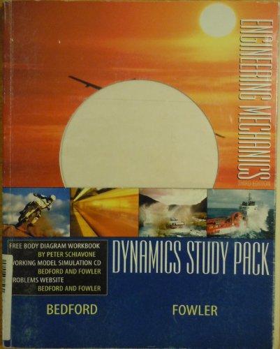 9780130932358: Engineering Mechanics: Study Pack: Statics and Dynamics