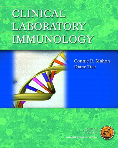 Clinical Laboratory Immunology: Diane Tice; Connie