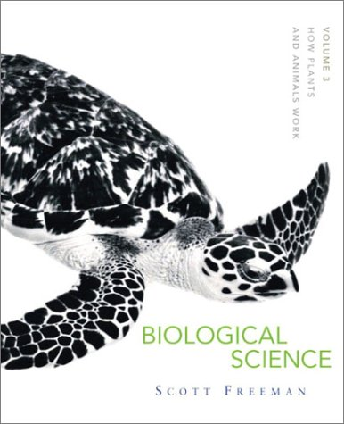 9780130933157: Biological Science: Plant/Animal (Volume 3)